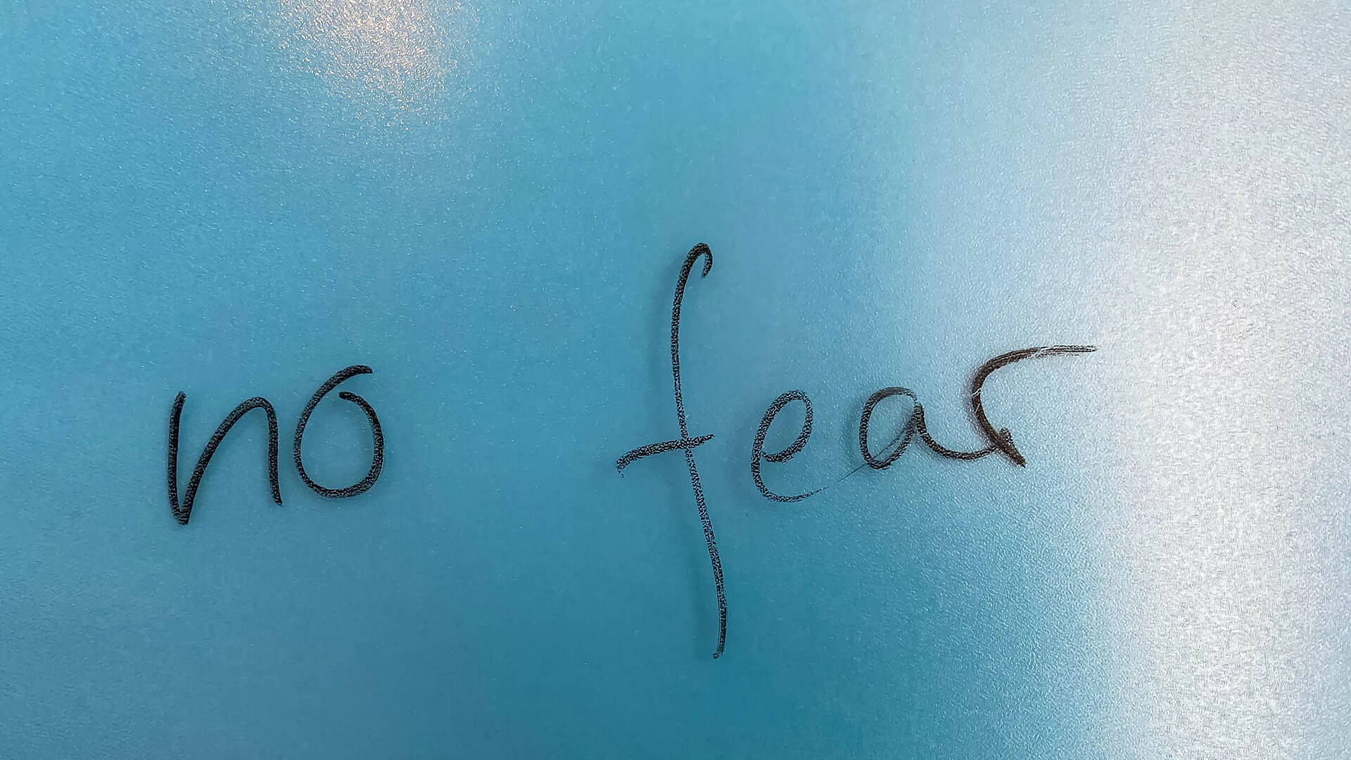 Embracing your Fears Course
